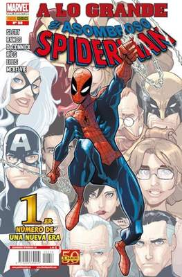 Spiderman Vol. 7 / Spiderman Superior / El Asombroso Spiderman (2006-) (Rústica) #58