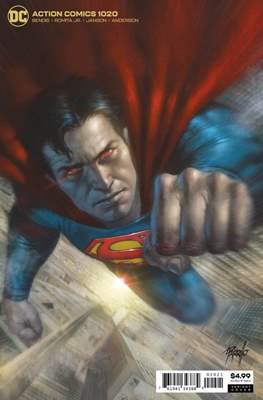 Action Comics Vol. 1 (1938-2011; 2016-... Variant Covers) #1020