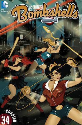DC Comics: Bombshells (Digital) #34