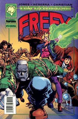 Freex (Grapa. 17x26. 24 páginas. Color.) #1