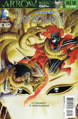 Batwoman Vol. 1 (2011-2015) (Comic-book) #16