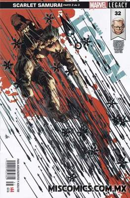 Old Man Logan (Grapa) #32