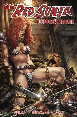 Red Sonja: Vulture's Circle (Comic Book) #2