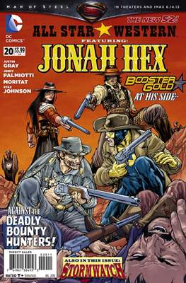 All Star Western vol. 3 (2011-2014) (Comic-book) #20