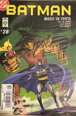 Batman (2002-2003) (Grapa) #28