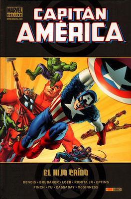Capitán América: el hijo caído. Marvel Deluxe