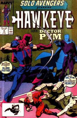 Solo Avengers / Avengers Spotlight (Comic book) #8