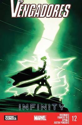 Los Vengadores: Infinity (Rústica) #12