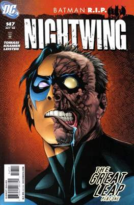 Nightwing Vol. 2 (1996) (Saddle-stitched) #147