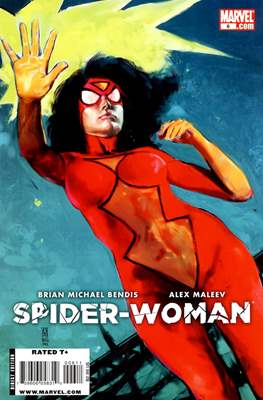 Spider-Woman (Vol. 4 2009-2010) (Comic Book) #6