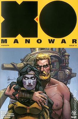 X-O Manowar Vol. 4 (2017-2019 Variant Cover) #13.2