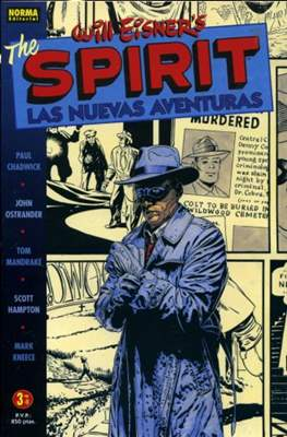 Will Eisner's The Spirit. Las nuevas aventuras (Rústica) #3