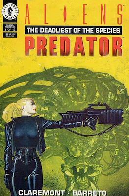 Aliens / Predator: The Deadliest of the Species #4