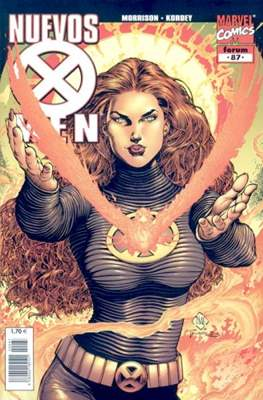X-Men Vol. 2 / Nuevos X-Men (1996-2004) (Grapa 24 pp) #87