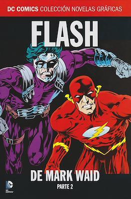 Colección Novelas Gráficas DC Comics: Flash de Mark Waid (Cartoné) #2