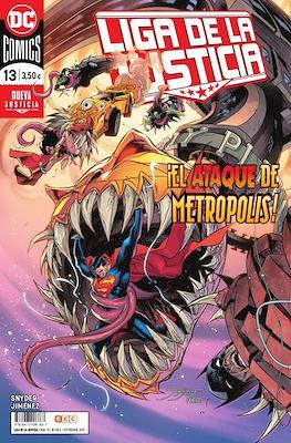 Liga de la Justicia. Nuevo Universo DC / Renacimiento (Grapa) #91/13