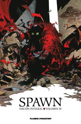 Spawn Edición Integral #3