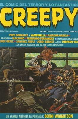 Creepy (Grapa, 1979) #39