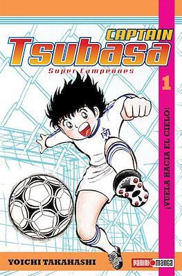 Captain Tsubasa. Super Campeones #1