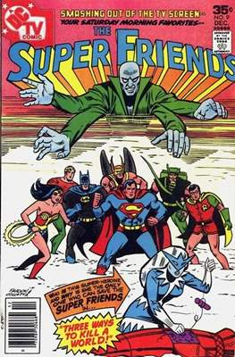Super Friends Vol.1 (1976-1981) (Grapa, 32 págs.) #9