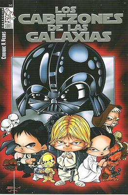 Los Cabezones de las galaxias