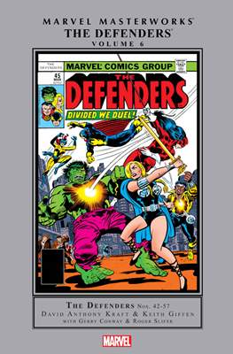 Marvel Masterworks: The Defenders #6