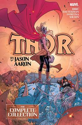 Thor By Jason Aaron: The Complete Collection (Softcover 432 pp) #2