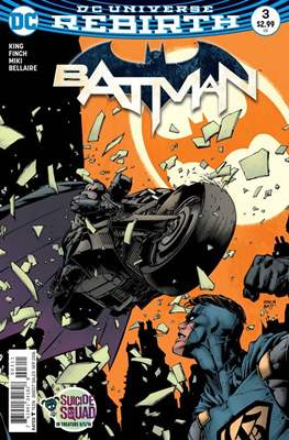Batman Vol. 3 (2016-) (Comic-book) #3