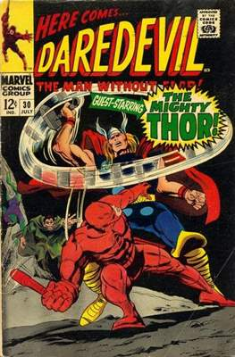 Daredevil Vol. 1 (1964-1998) (Comic Book) #30