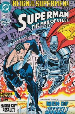 Superman: The Man of Steel (Comic book) #26
