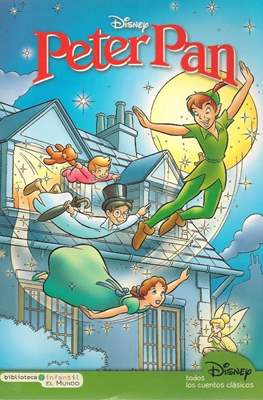 Disney: todos los cuentos clásicos - Biblioteca infantil el Mundo #4