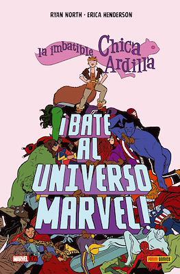 La Imbatible Chica Ardilla ¡Bate al Universo Marvel!. OGN