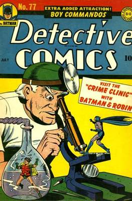 Detective Comics Vol. 1 (1937-2011; 2016-) (Comic Book) #77
