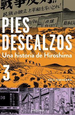 Pies descalzos: Una historia de Hiroshima #3