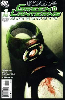 War of the Green Lanterns Aftermath (2011) (Saddle-stitched) #1
