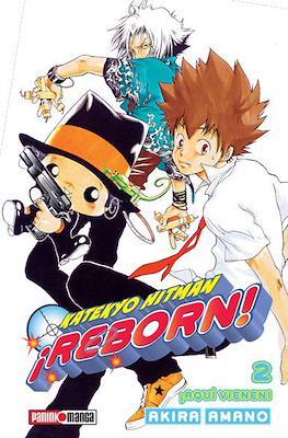 Katekyo Hitman ¡Reborn! #2