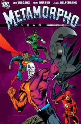 Metamorpho: Year One