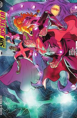 Liga de la Justicia: Sin justicia (Grapa) #1