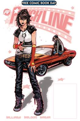 Punchline - Free Comic Book Day