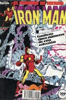 Iron Man. El Hombre de Hierro. Vol. 1 #6