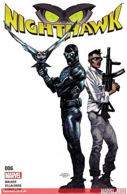 Nighthawk Vol. 2 (Comic-book) #6