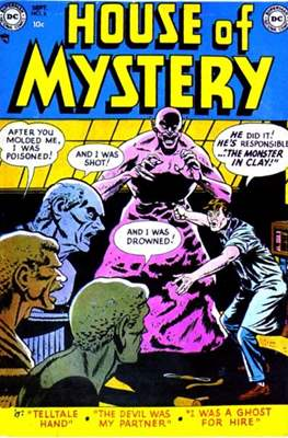 The House of Mystery #6