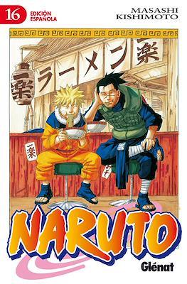 Naruto (Rústica con sobrecubierta) #16