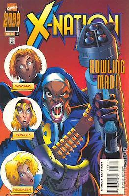 X-Nation 2099 (Comic Book) #3