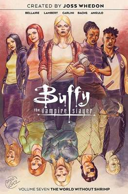 Buffy The Vampire Slayer (2019-) #7