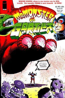 Mr. Monster vs. Gorzilla