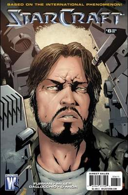 StarCraft (Comic Book) #6
