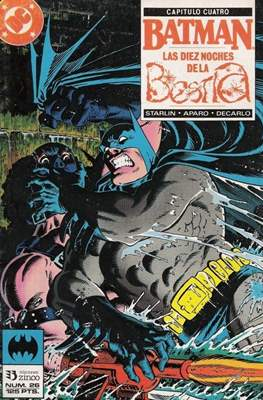 Batman (1987-1993) (Grapa) #26