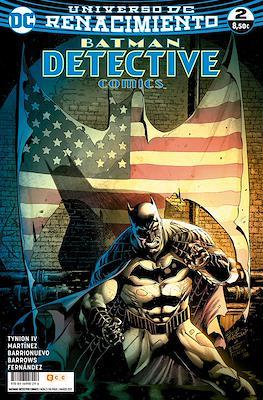 Batman: Detective Comics. Renacimiento (Rústica 72 pp) #2
