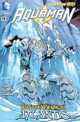 Aquaman Vol. 7 (2011-2016) (Comic-book) #19